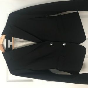 Fitted Black Blazer from H&M